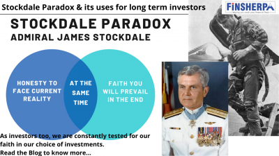 Stockdale Paradox and  its uses for long term investors