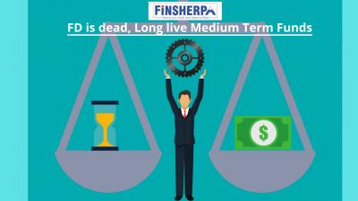 FD is dead, Long live Medium Term Funds