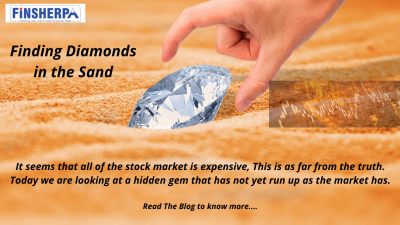 Finding Diamonds in the Sand