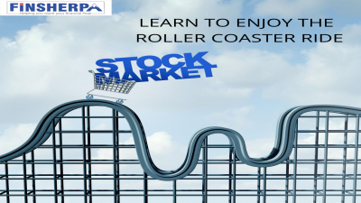 LEARN TO ENJOY THE ROLLER COASTER RIDE
