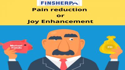 Pain reduction or Joy Enhancement