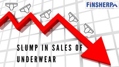 Slump in sales of Underwear