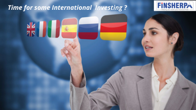 Time for some International  Investing ?