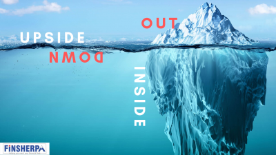 UPSIDE DOWN : INSIDE OUT