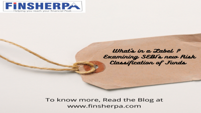What's in a Label ?  Examining SEBI's new Risk Classification of Funds