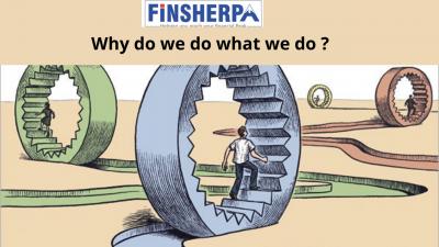 Why do we do what we do ?