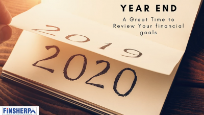 Year End... a great time to review your financial goals