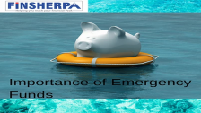 Importance of Emergency Funds